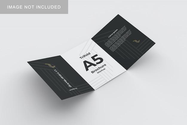 A5 삼중 모형
