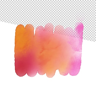 Abstract background colorful watercolor illustration.