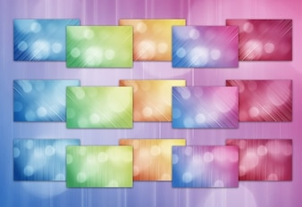 Abstract light backgrounds