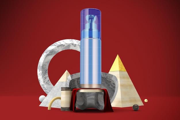 Abstract pump v1 Premium Psd