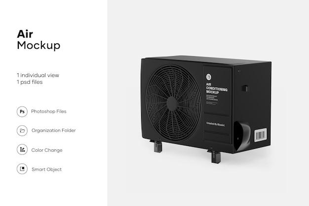 Air conditioning mockup