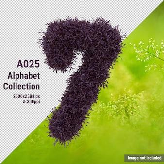 Алфавит оставляет номер 7