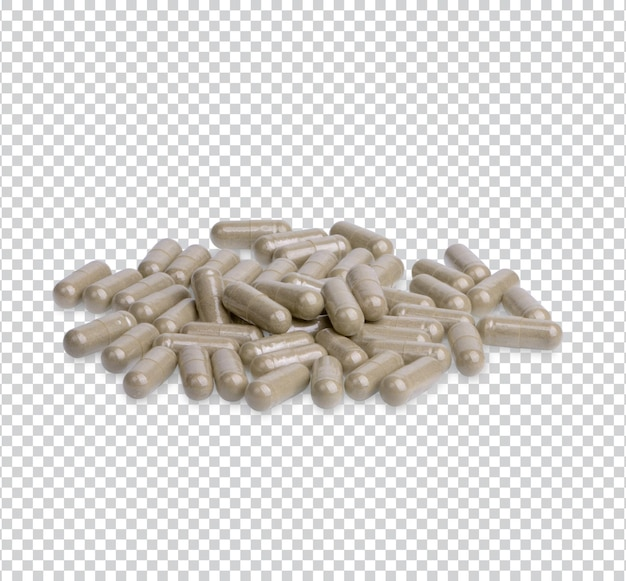 Andrographis paniculata capsules isolated