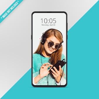 Макет смартфона android