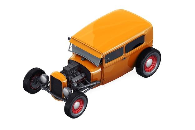 アンティークカー1935モックアップ