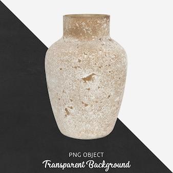 Antique stone vase