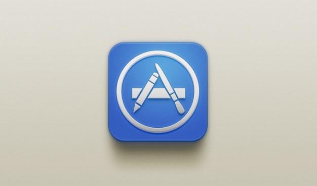 Магазин приложений app store ios iphone значок приложения iphone значок
