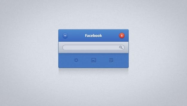 Apple facebook ios minimalista osx ui