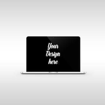 Apple macbook pro mockup