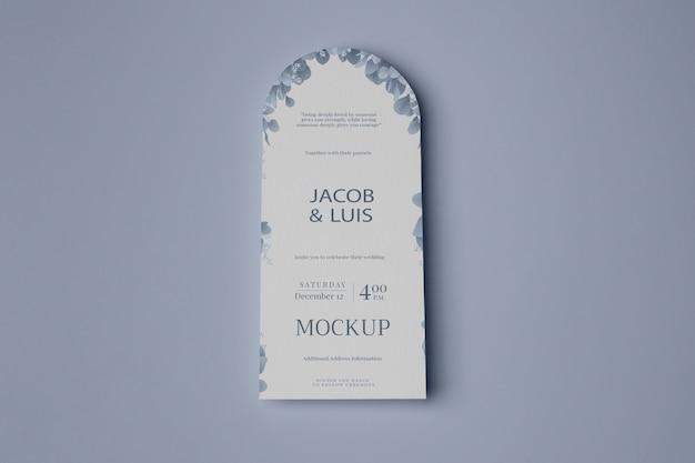 Arc flyer design mockup