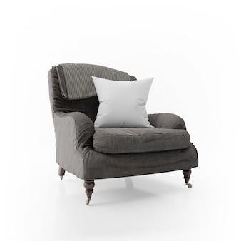 Кресло и подушка