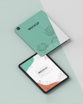 Disposizione del modello di custodia per tablet