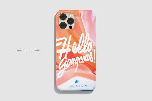 멋진 아름다운 전화 케이스 모형