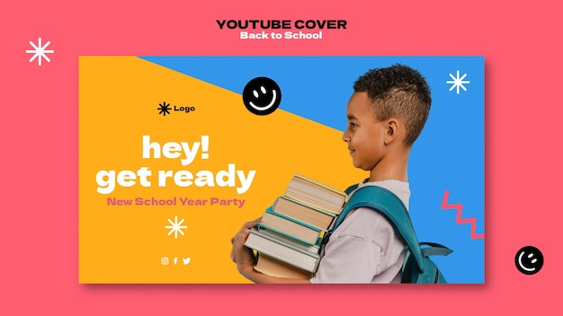 Back to school youtube cover