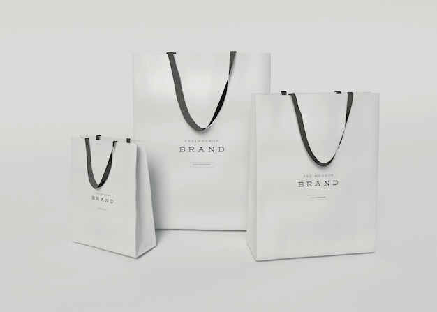 Bags mockup