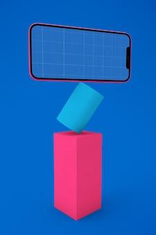 Balanced phone