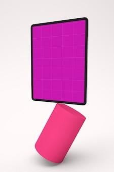 Balanced tablet