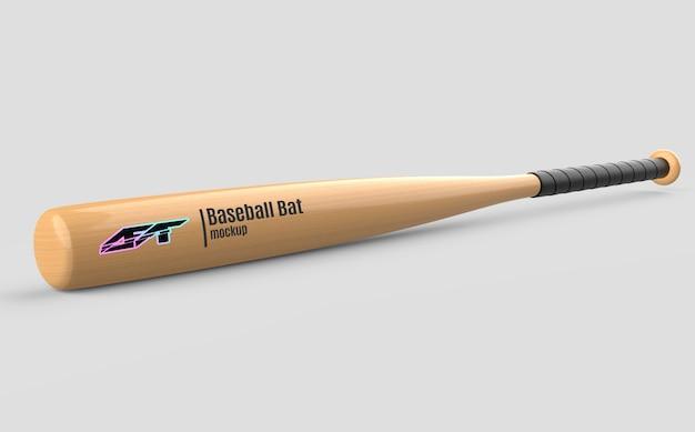 Baseball bat mockup