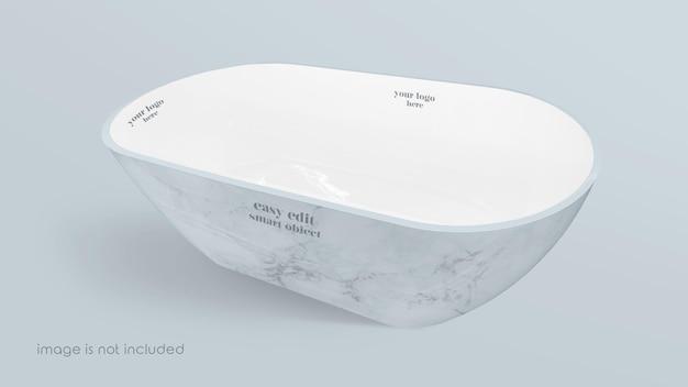 Макет ванной