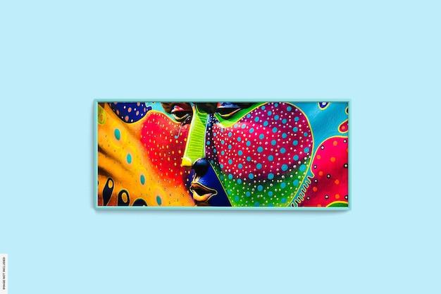 Красивая керамическая рамка для фото