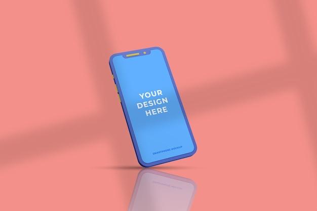 Красивый плоский дизайн-макет