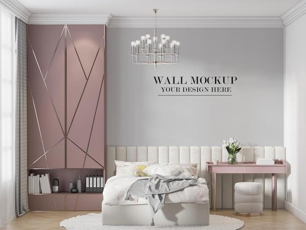 Стена спальни для ваших текстур