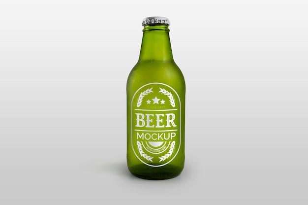 맥주 병 모형