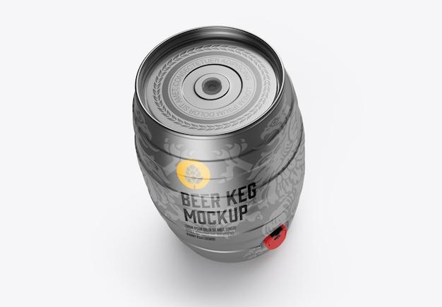 ビール樽モックアップ