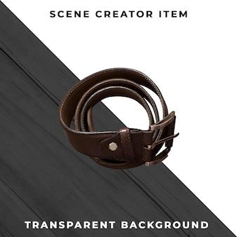 Belt transparent psd