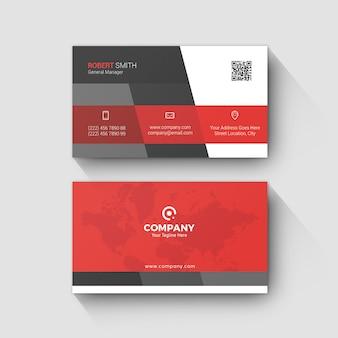 Best creative business card modern design