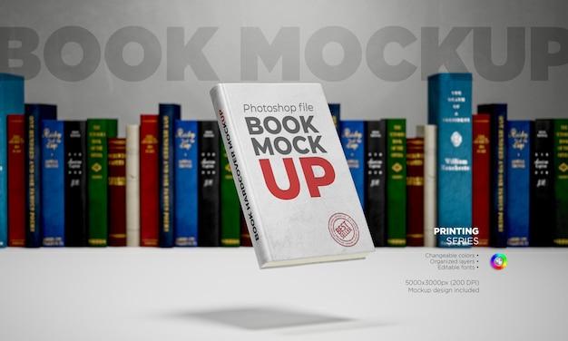 Best selling book mockup