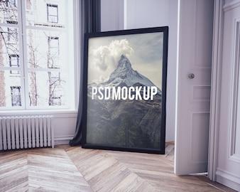 Big frame mock up