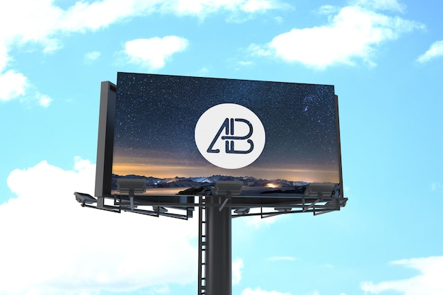 Billboard макете