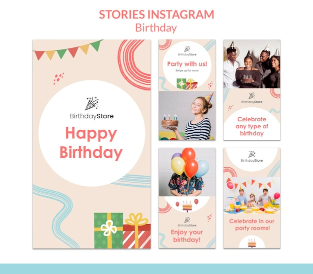 생일 instagram 이야기
