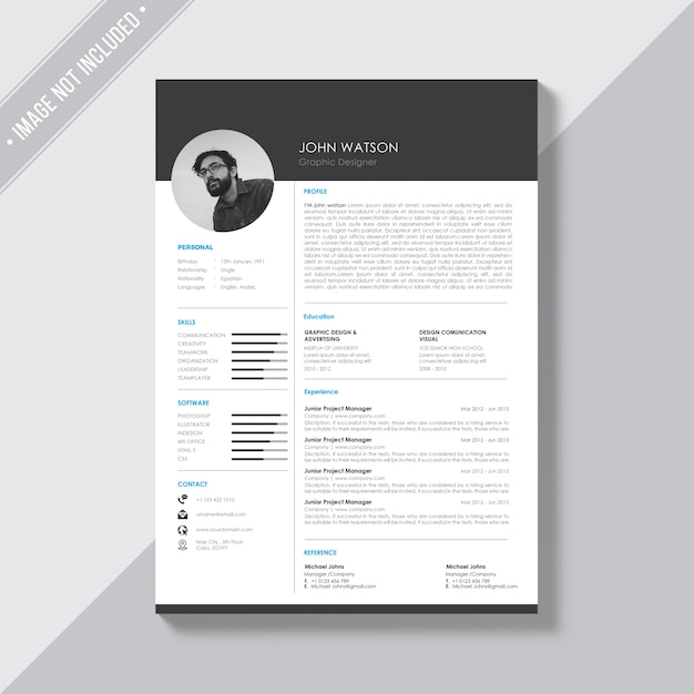 free cv designs