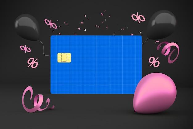 Кредитная карта черной пятницы