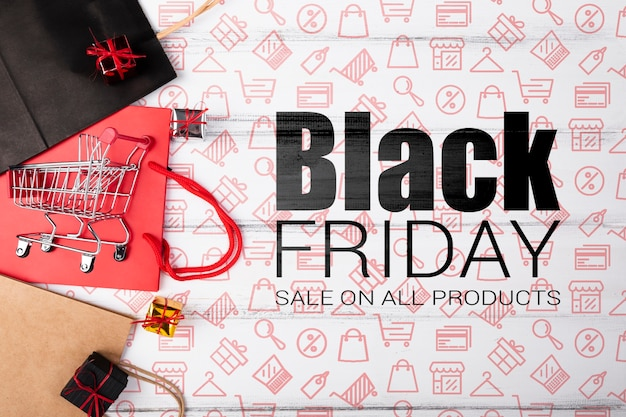 Black friday day opening announcement