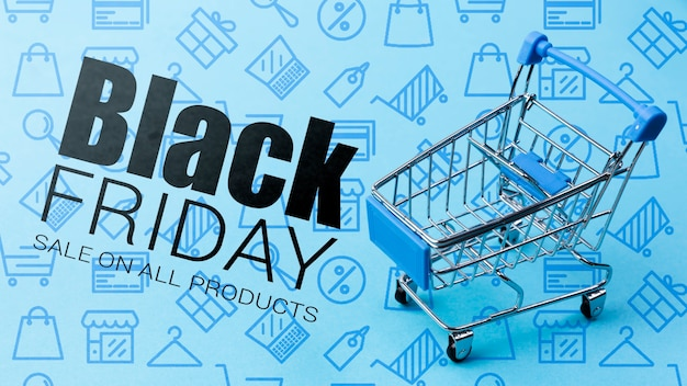 Black friday discount periodic campaign