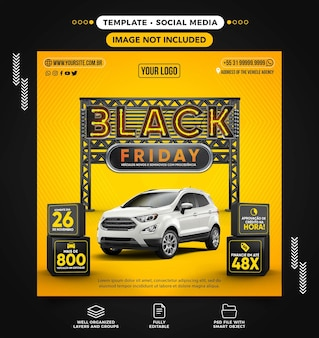 Black friday feed at an agency with great car deals in brazil