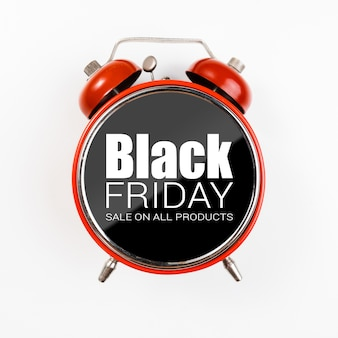 쇼핑을위한 검은 금요일 시간