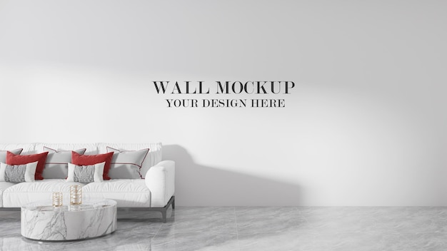 Blank wall for your textures