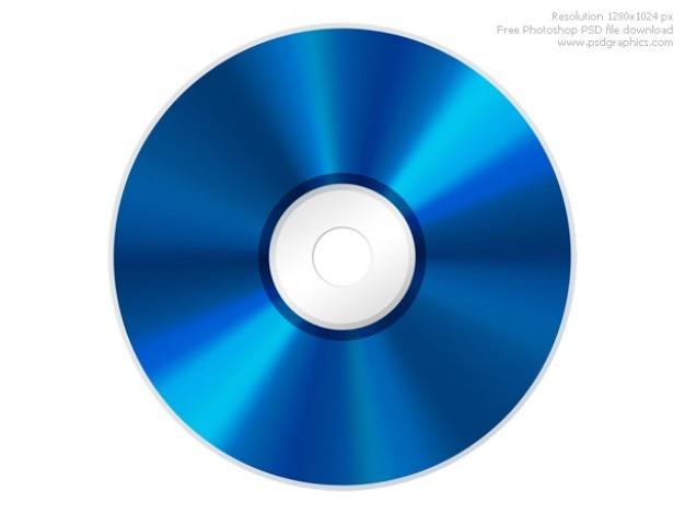 Blu-ray disc значок