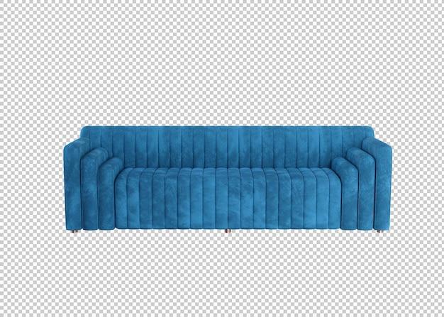 블루 소파 인테리어 디자인