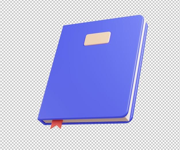 Книга 3d иллюстрации