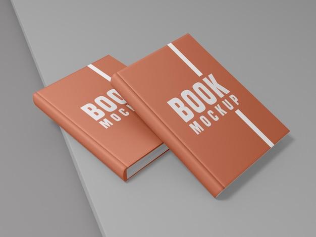 Psd макет обложки книги