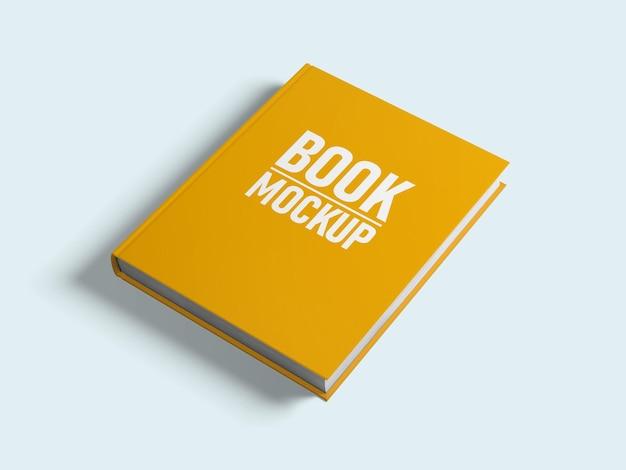 책 표지 목업 2