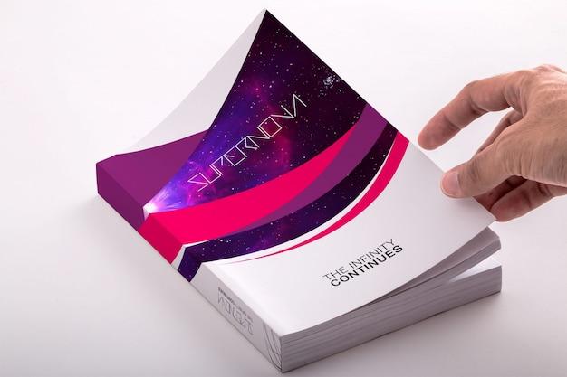 Книга макете дизайн