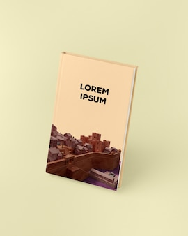 Libro studio concept mock-up