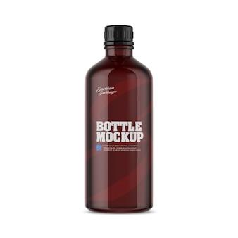Бутылка макет