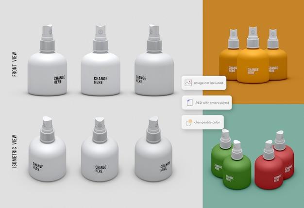 Бутылка парфюмерии